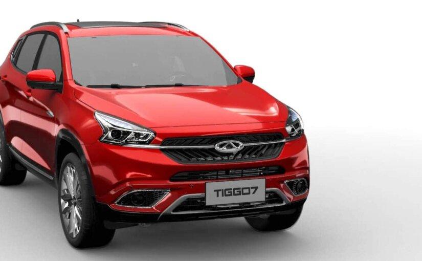 Россияне смогут покупать китайские автомобили Chery на AliExpress