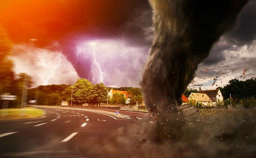 Торнадо оставил без электричества более 23 тысяч человек на юге США