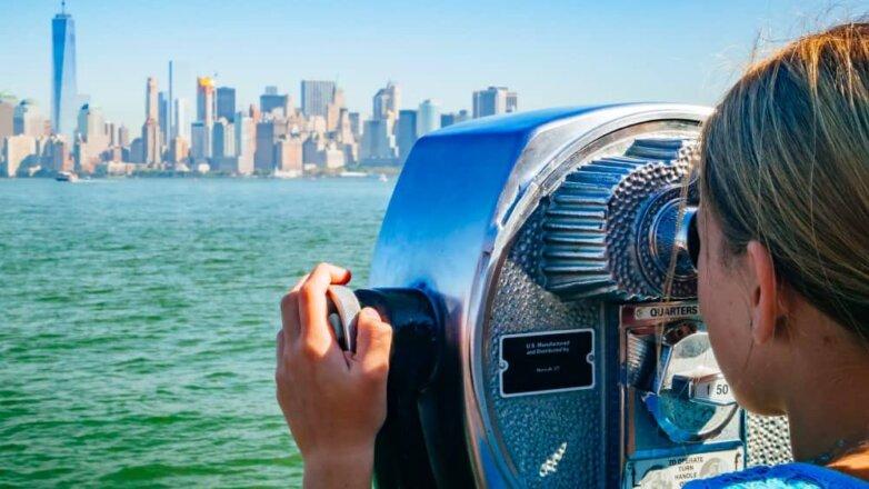 США туризм Нью-Йорк