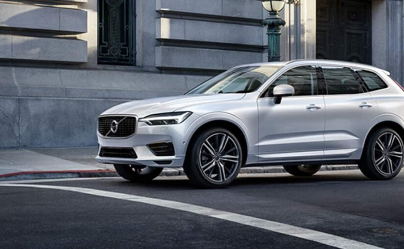 Пользователи каршеринга в Петербурге смогут ездить на Volvo бизнес-класса