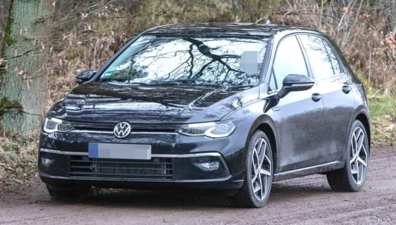 Volkswagen Golf, машина, автомобиль