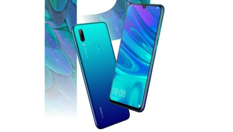 Huawei P Smart, телефон, смартфон