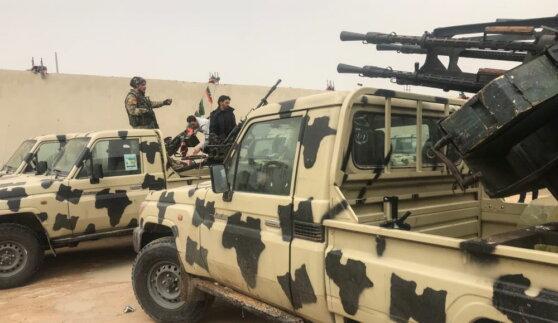 Ливия: аэропорт Триполи переходит из рук в руки