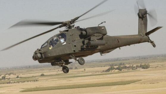 Великобритания отправила в Эстонию вертолеты Apache для сдерживания российской агрессии