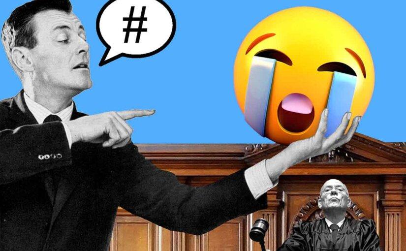 Чем смайлики и эмодзи озадачивают юристов и филологов