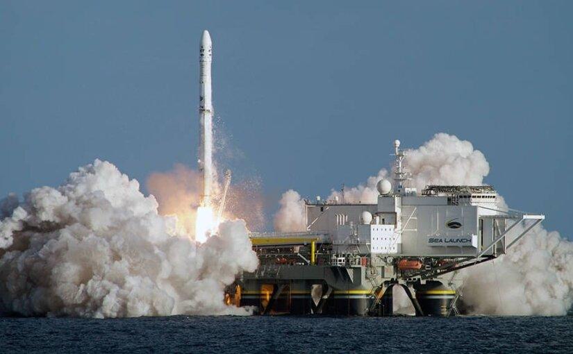 Пусковую платформу «Морской старт» могут перебросить из США на Дальний Восток