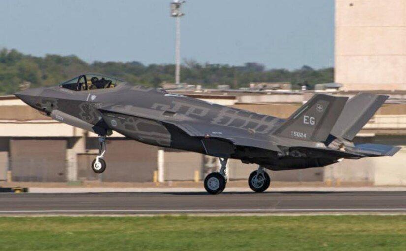 В Японии приостанавливают полеты F-35A из-за крушения истребителя