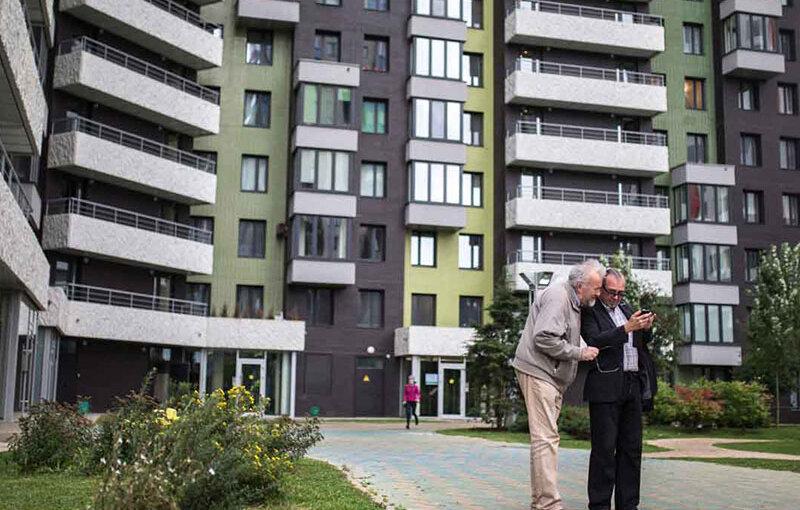 Жители многоэтажек смогут решать вопросы об управлении домом через своих делегатов
