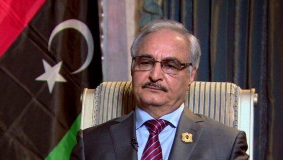 Ливийская армия начала наступление на Триполи