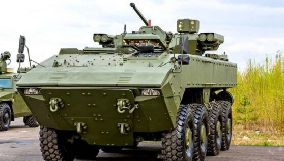 Боевая платформа «Бумеранг» превысила заявленные показатели в ходе испытаний