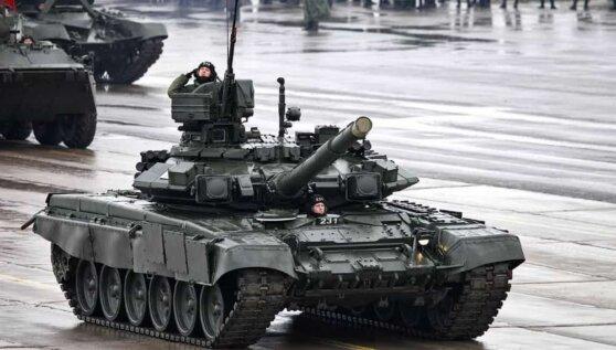Армия РФ получит танки Т-90М «Прорыв-3» в 2019 году