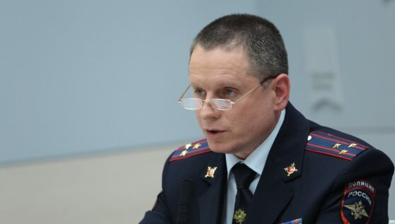 Глава ГИБДД Москвы Виктор Коваленко ушёл в отставку
