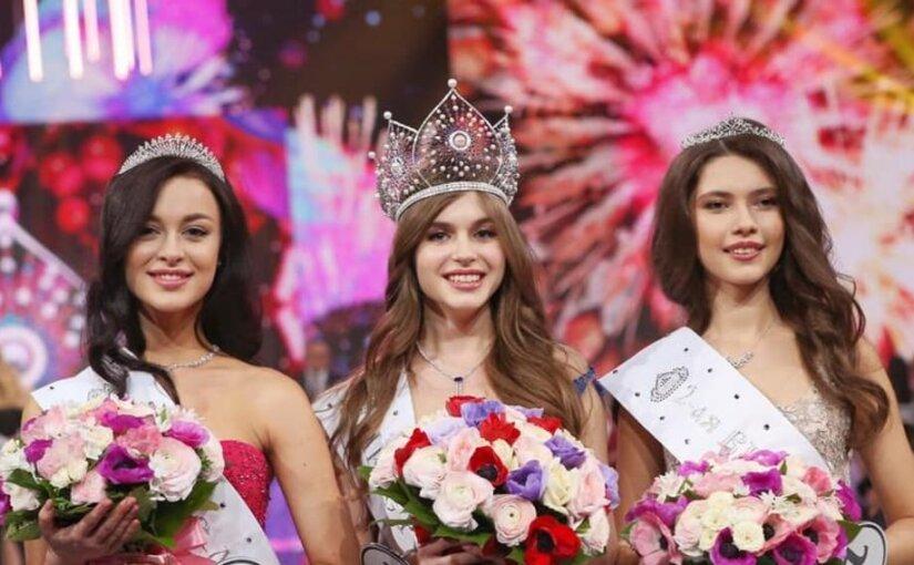 Победительницей конкурса «Мисс Россия-2019» стала студентка из Азова