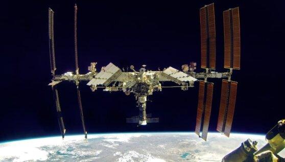 На МКС отключилась система очистки воздуха
