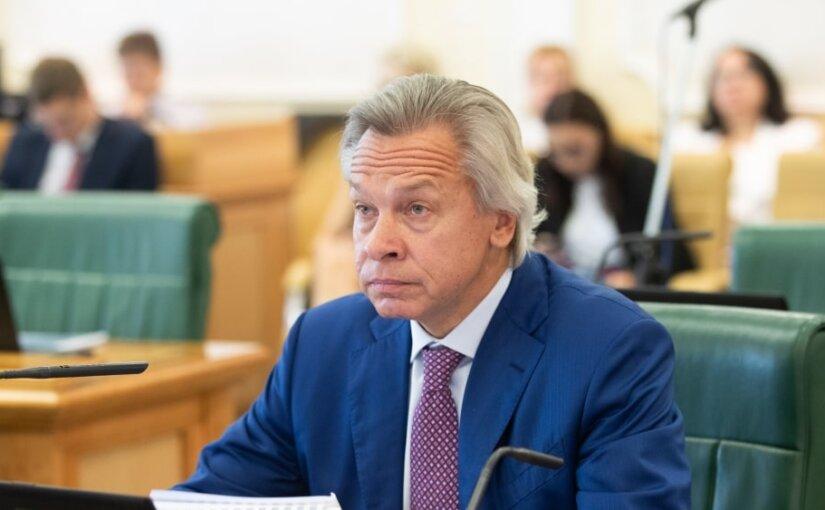Пушков предупредил о предстоящей «битве за Арктику»