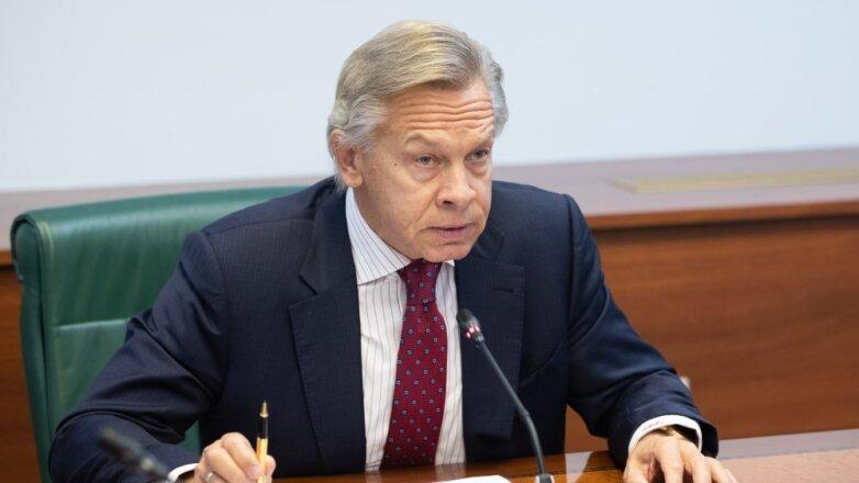 Cенатор Алексей Пушков