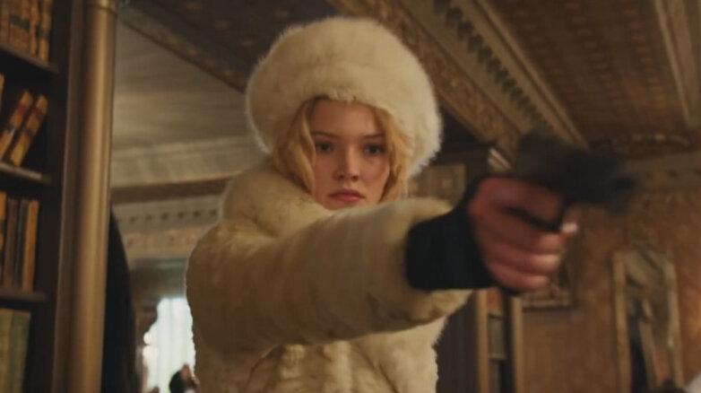 Кадр из фильма «Анна»