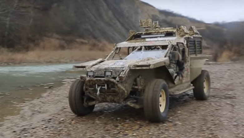 Боевой багги «Чаборз-М6»