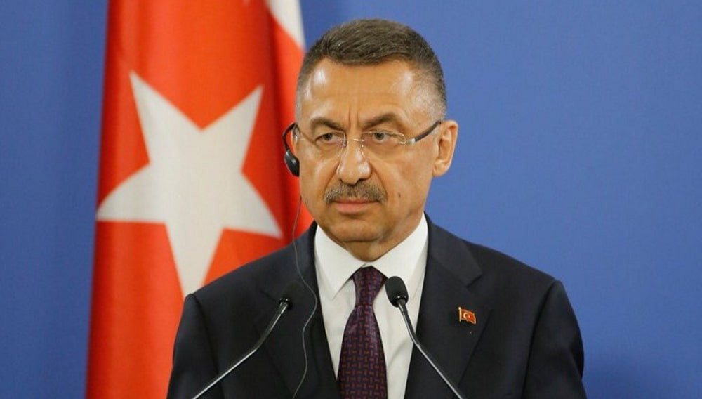 Вице-президент Турции Фуат Октай