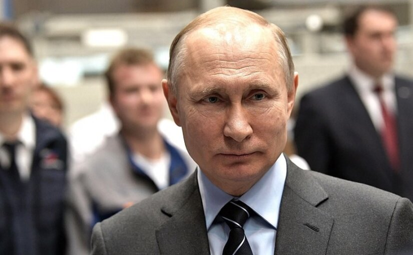 Путин: требуется глубокая модернизация ракетно-космической отрасли
