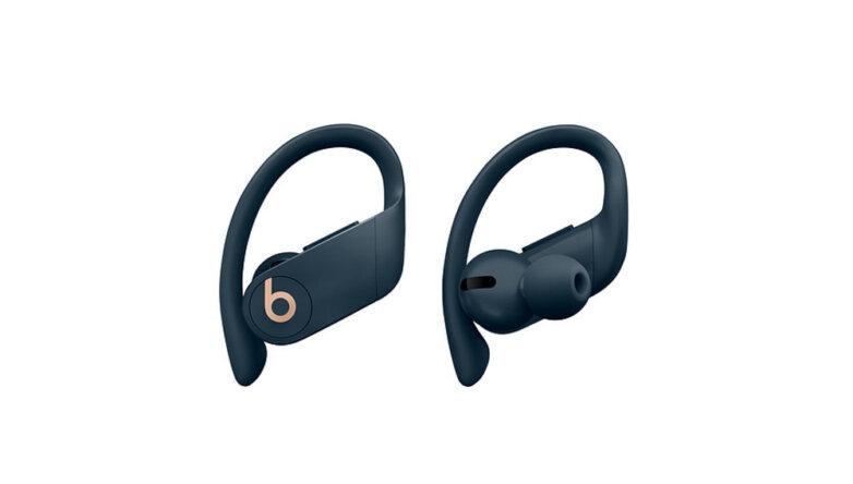 Первые на100% беспроводные наушники Beats представила компания Apple