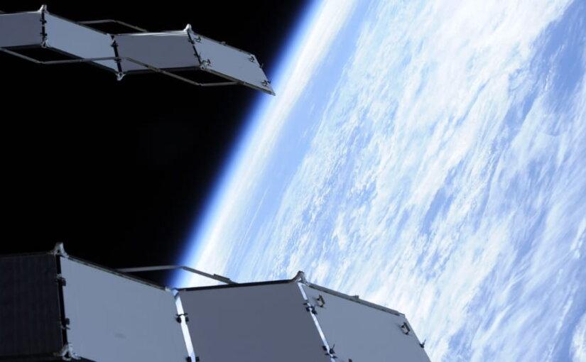 Космический мусороперерабатывающий комплекс будет перемалывать старые спутники