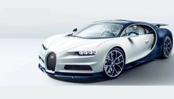 Bugatti анонсировала выпуск новой повседневной модели