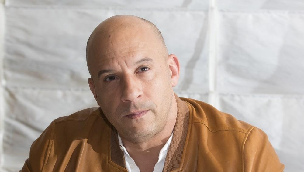 Актёр Вин Дизель