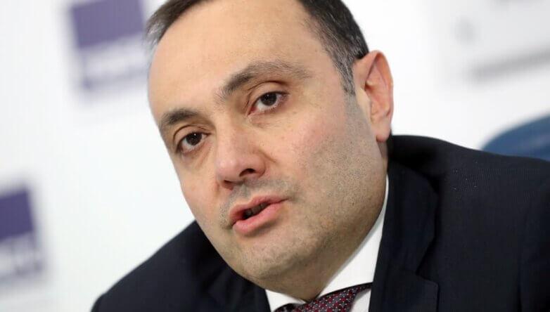 Посол Армении в РФ Вардан Тоганян