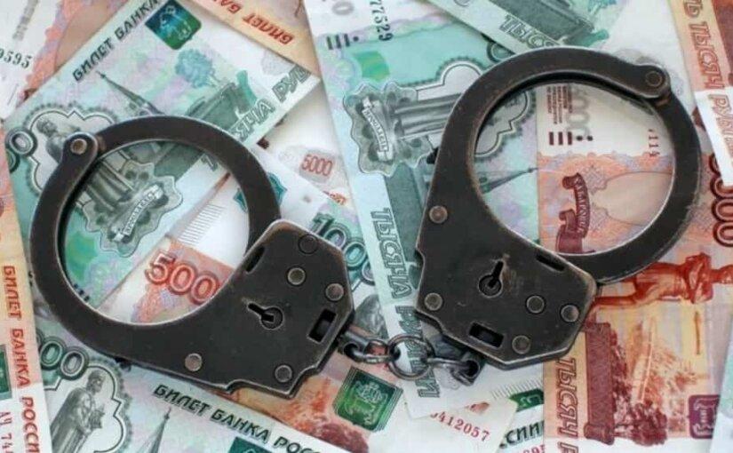 В Петербурге задержали помощника прокурора метро во время получения взятки
