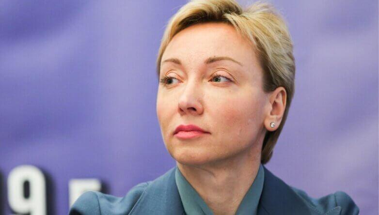 Заместитель председателя Центрального банка РФ Ольга Скоробогатова