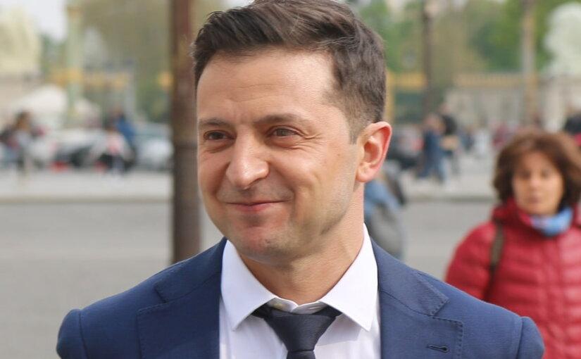 Зеленский задекларировал доходы и имущество