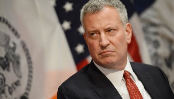 Дочь мэра Нью-Йорка задержали на Манхеттене за участие в беспорядках