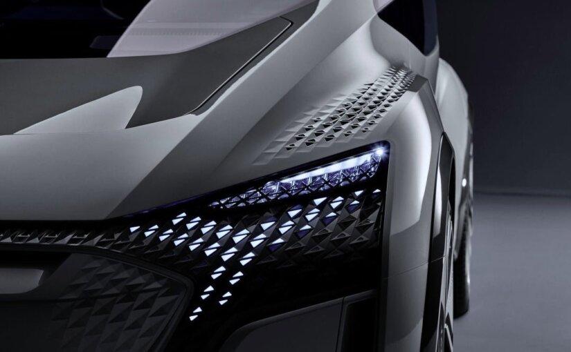 Audi рассекретила свой «электрокар будущего» AI:me
