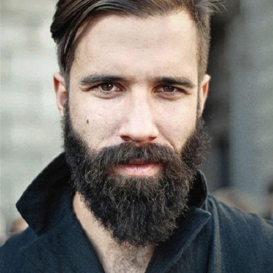 """Борода """"Утиный хвост"""""""