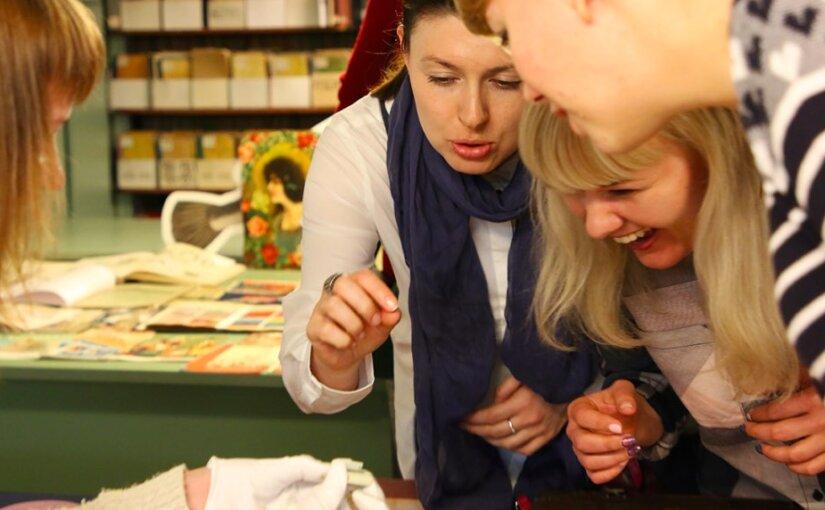 Библионочь в Российской государственной библиотеке пройдет под эгидой «Весь мир — театр»