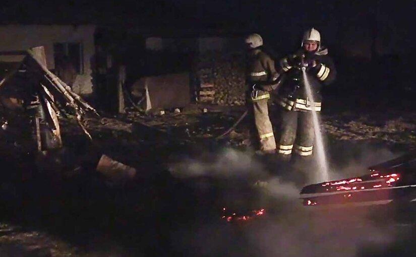 Огненнаявесна в Забайкалье:пожары на востоке страны уже принесли миллиард рублей убытков