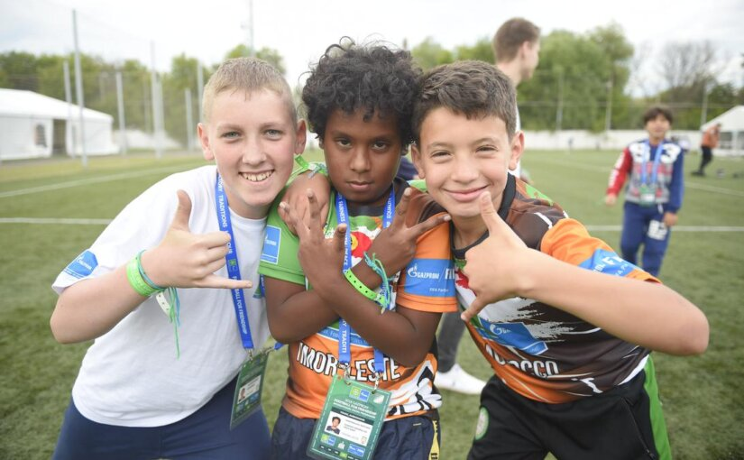 «Футбол для дружбы» открывает седьмой сезон