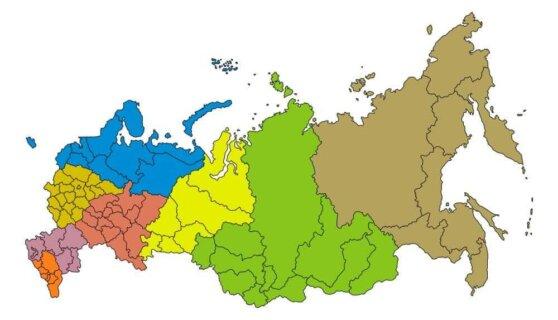 Объявлены регионы-лидеры России по социально-экономическому развитию