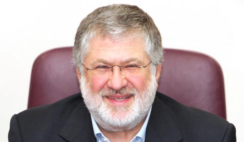 Украинский миллиардер Игорь Коломойский