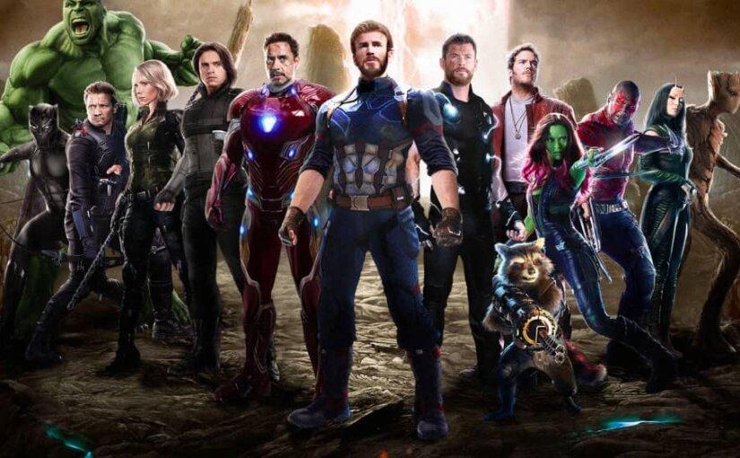 Ключевые сцены новых «Мстителей» утекли в сеть
