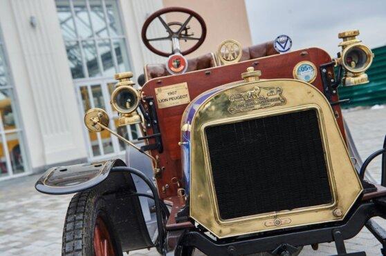 В Екатеринбурге покажут 112-летний Peugeot в рабочем состоянии