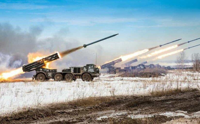 Военные испытали новый оригинальный способ применения артиллерии