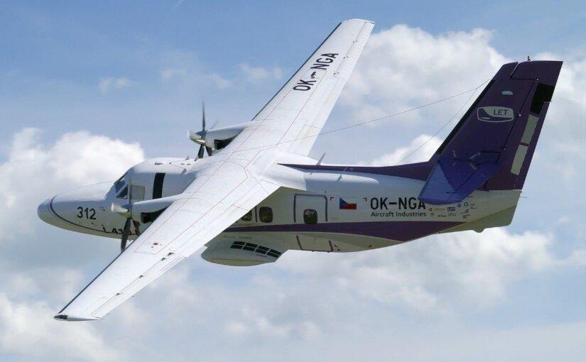 Улучшенная модель самолета L-410 готовится покорить русский Север