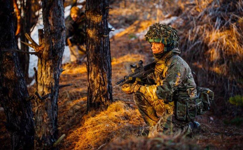 Спецназ Великобритании начал следить за Россией из Эстонии
