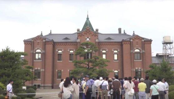 Старейшая тюрьма Японии станет элитным отелем