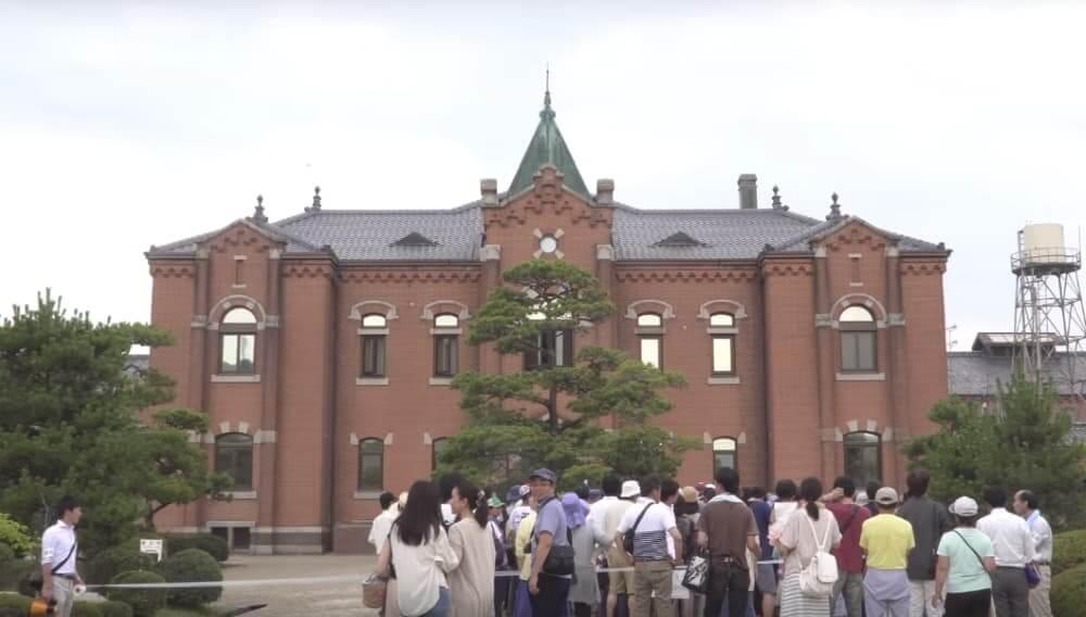 Тюрьма города Нара, Япония