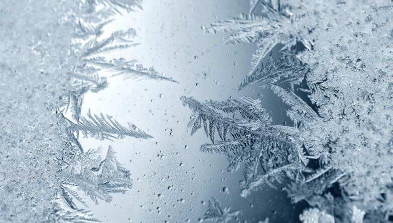 Погода, заморозки, похолодание