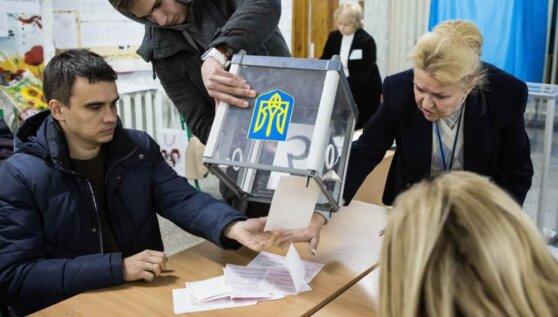 ЦИК Украины обработал больше 80% протоколов