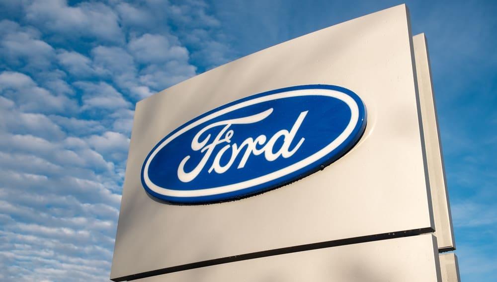 Ford, логотип
